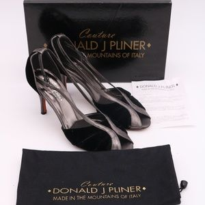 Couture Donald J Pliner High Heels M090 Sz 9 M